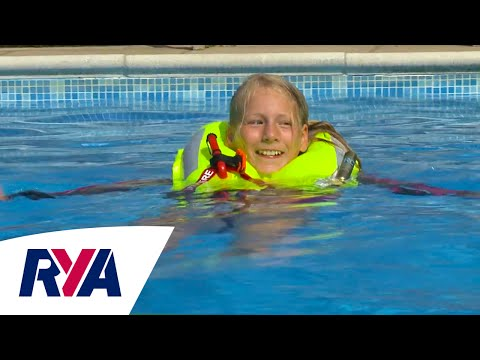 Life Jacket and Buoyancy Aid Tips for Junior Sailors from Spinlock
