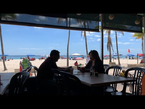 LUNCH AT THE BEACH | PINOY SA AMERICA