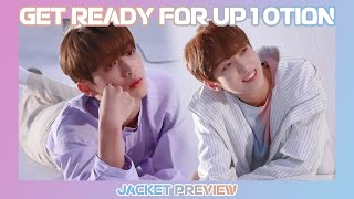 Get ready for UP10TION - JACKET PREVIEW