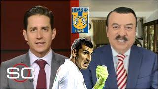 Héctor Huerta responde a Nahuel Guzmán: quiera o no representa a México y la CONCACAF | SportsCenter