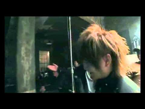 ALICE NINE BLUE FLAME Making of