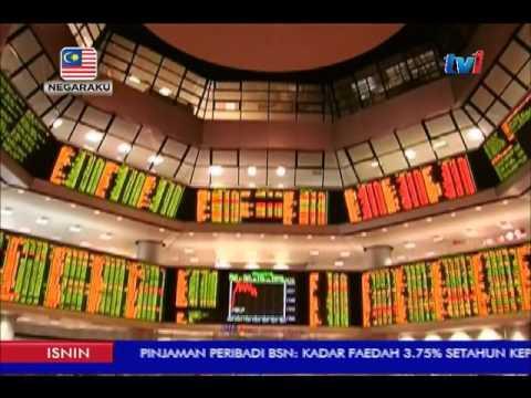 PASARAN EKUITI MALAYSIA - PELABUR ASING KEMBALI BELI SAHAM DI BURSA MALAYSIA [17 JUL 2017]
