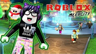 I'M REALLY GEEKY || Roblox Meep City