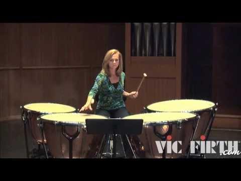 TMEA 2013 Percussion All-State Audition Music: Timpani Etude