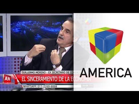 Moreno: Somos los únicos que podemos darle fe y esperanza a este pueblo