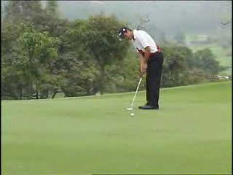 China Tour Guangzhou Championship Day 3 News HU MU & Su Dong