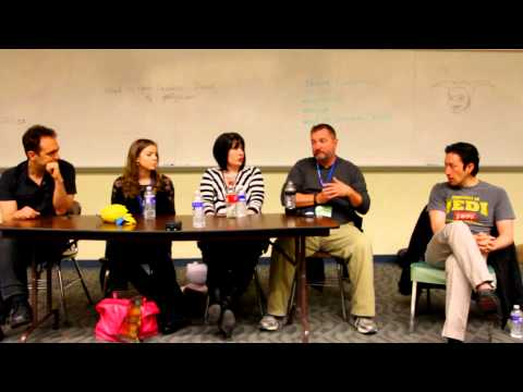Don't Mess With Texas panel at Tora-Con 2013
