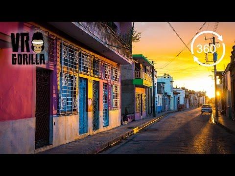 Travel Cuba in 360 degrees VR - Episode 3: Camagüey