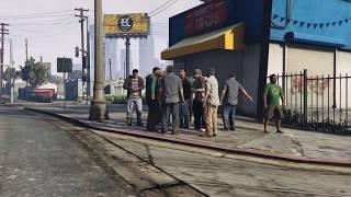 GTA 5 - Niko Bellic in Los Santos Ep.3 | GTA V Funny Moments
