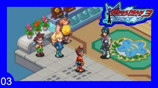 Alvis Prickly: Mega Man Star Force 3: Black Ace part 3