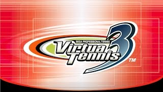 Просто так в Virtua Tennis 3