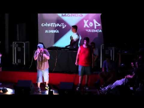 Xopi VS Coletiyas Cuartos Hipnotik Valencia 2014