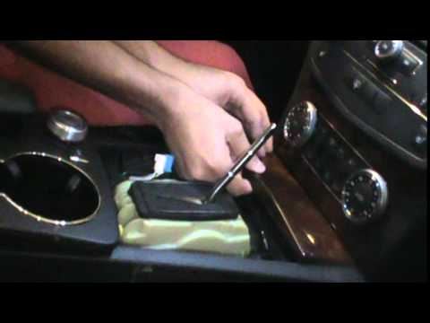 w204 ashtray cigarette lighter assembly removal youtube rh youtube com Kia Optima Stereo Diagram 2007 Kia Optima Radio Diagram