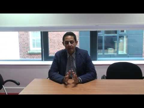 FT Education: University of Leicester MBA Student