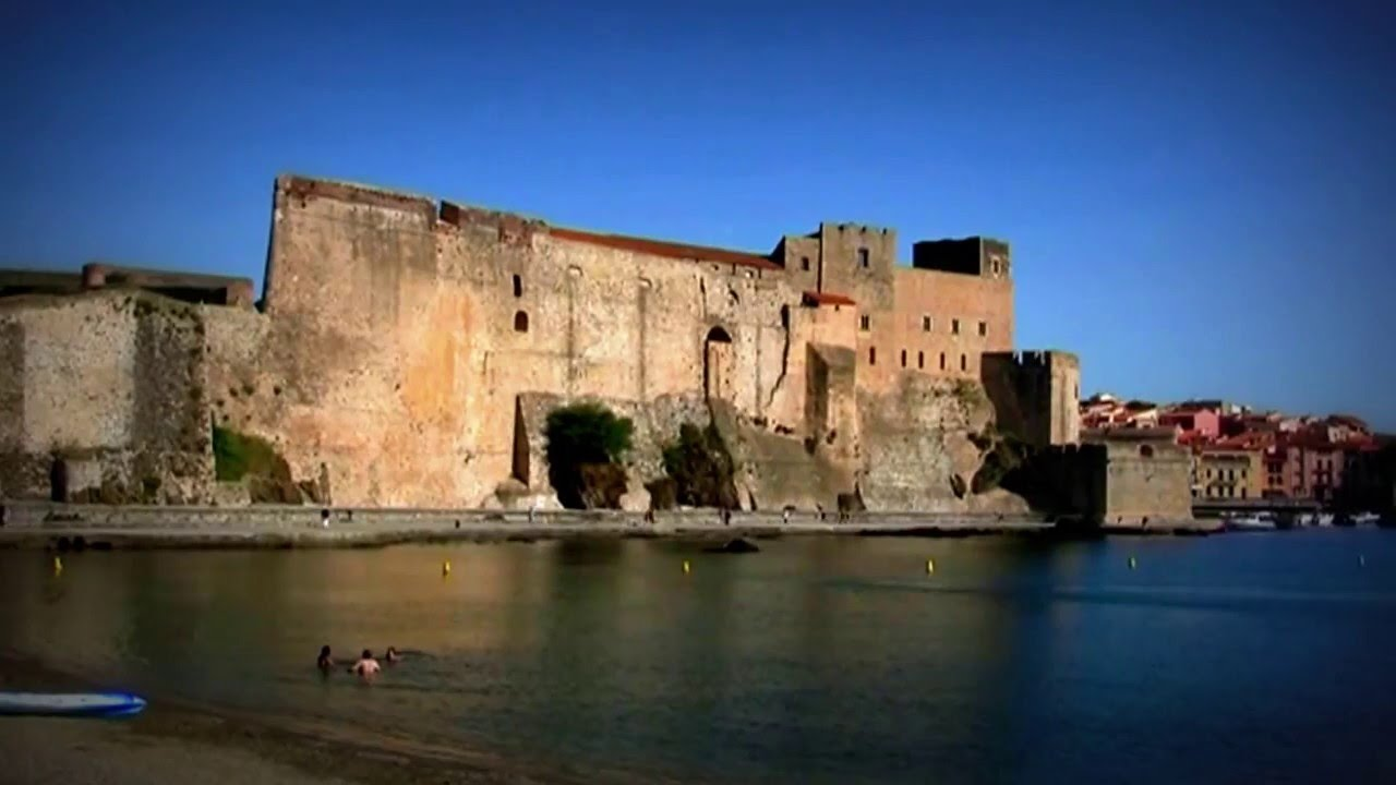 Le chateau royal de collioure pyr n es orientales youtube - Chateau royal collioure ...