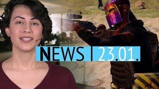 1-Mio-Dollar EVE-Online Schlacht angekündigt - Overwatch Profi gesperrt - News
