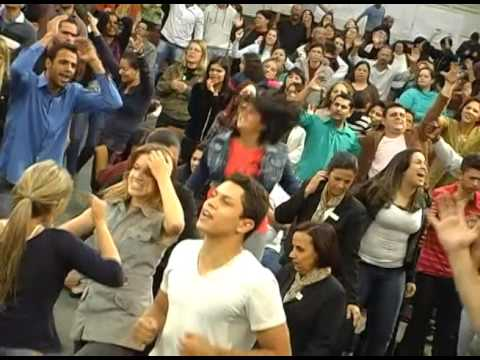 Holy Spirit Explosion in Brazil