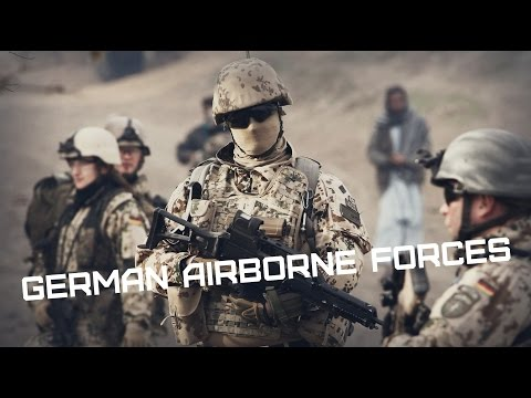German Airborne Forces • Deutsche Fallschirmjäger thumbnail