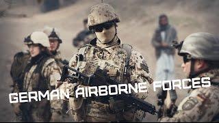 German Airborne Forces • Deutsche Fallschirmjäger