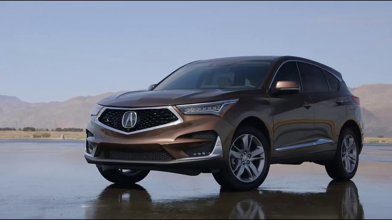 Acura Rdx Vs Mdx >> 2019 Acura RDX - Canyon Bronze Metallic vs the competition - YouTube