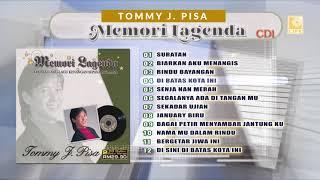 Tommy J Pisa - Memori Lagenda CD1