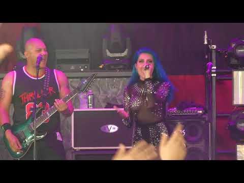 """""""Hear Me Now"""" Bad Wolves & Diamante@BBT Pavilion Camden, NJ 8/15/18"""