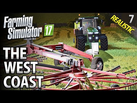 Let's Play Seasons Farming Simulator 17 | The West Coast | Episode 7