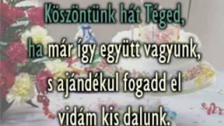 Halasz Judit Boldog szuletesnapot