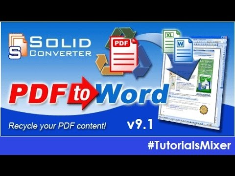 Solid Pdf Tools With Crack