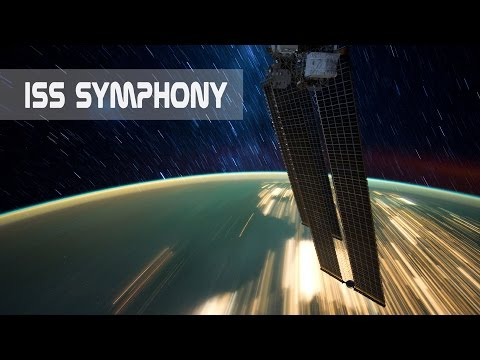ISS Symphony - Timelapse of Earth from International Space Station | 4K