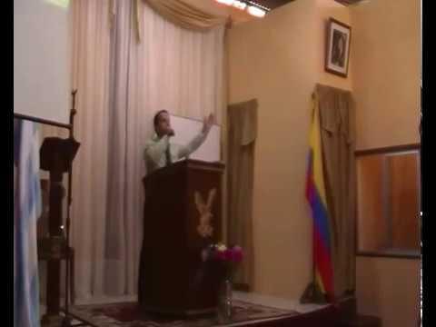 El Reino Mesianico #1 Pastor Misionero Hno Alfonso Mora