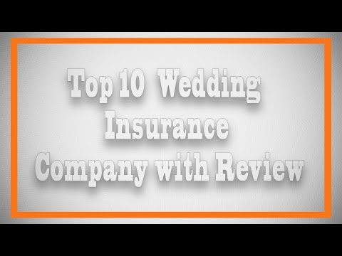 top-10-wedding-insurance-with-review-and-features