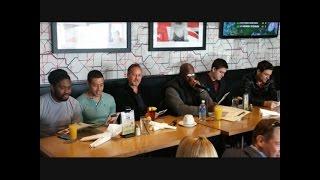 Daniel Goddard-EWS Celebrity Weekend Afternoon Delight Celebrity Brunch Q&A Actors Studio