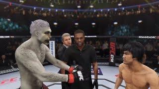 Dead Boy vs. Bruce Lee (EA sports UFC 3) - CPU vs. CPU