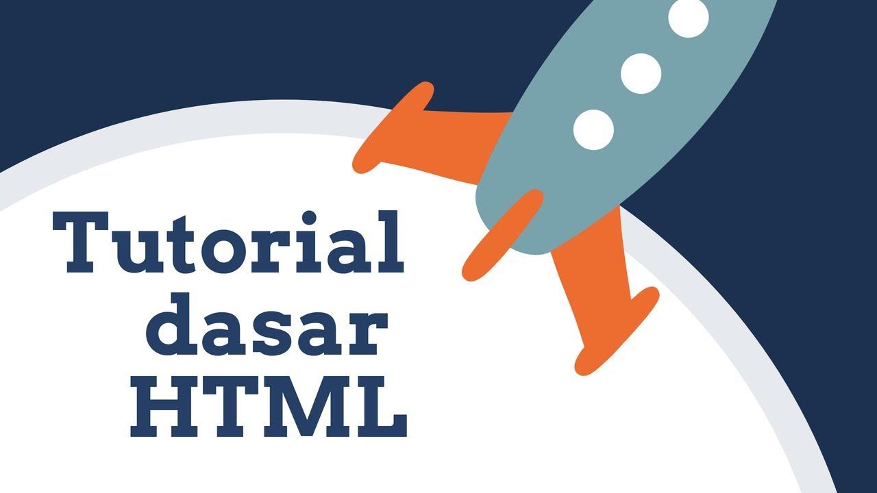 Belajar HTML Dasar: Cara Membuat tabel di HTML - YouTube