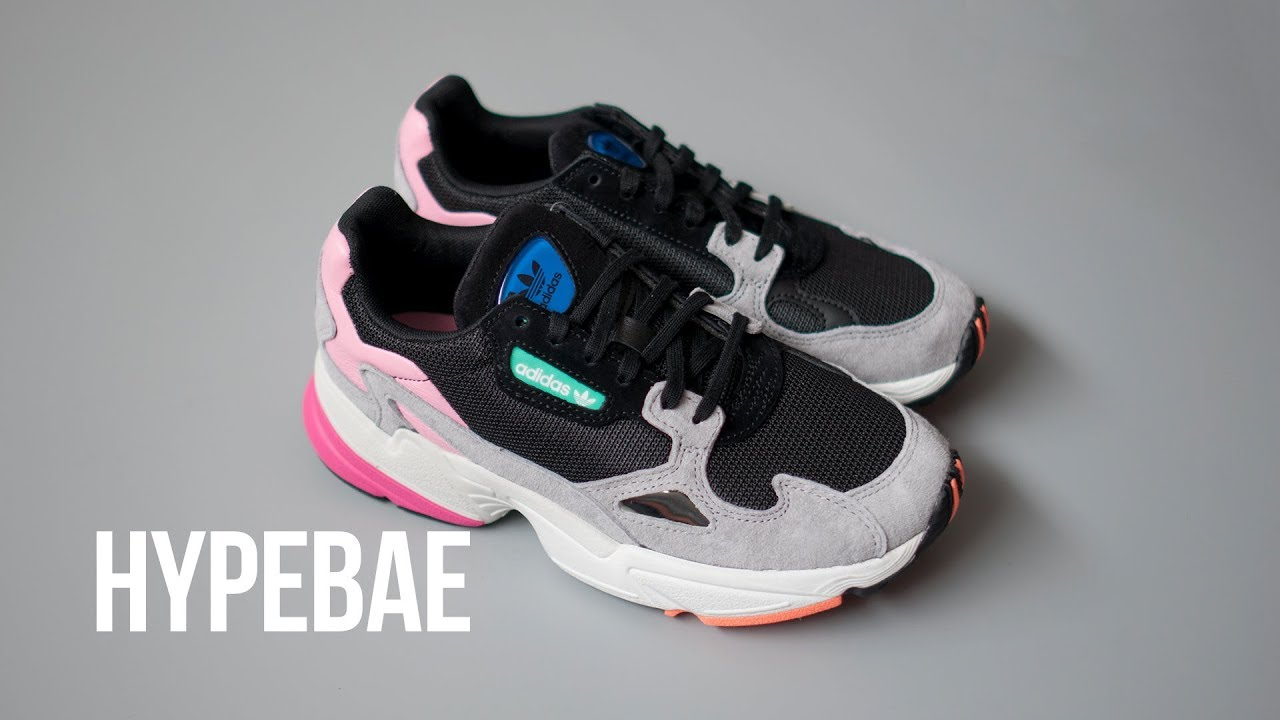 adidas Originals Falcon W | Blue | Sneakers | EE7098 | Caliroots