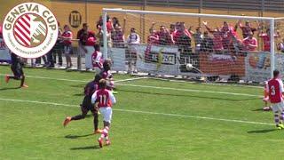 Geneva Cup 2015 U16, match 16 : Arsenal FC   SL Benfica