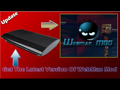PS3 NEW Update webMAN MOD v1.47.24.9 CEX/DEX  - Improving the Ps3HEN experience & more