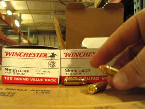 Wichester 9mm at