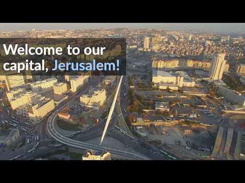Dear Guatemala   Welcome to Jerusalem!