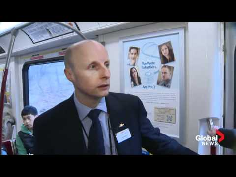 Riding along with TTC's new CEO Andy Byford