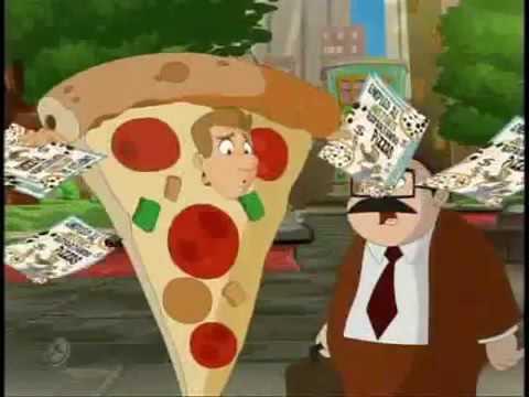 El Chavo Animado   ''El Repartidor De Pizzas''