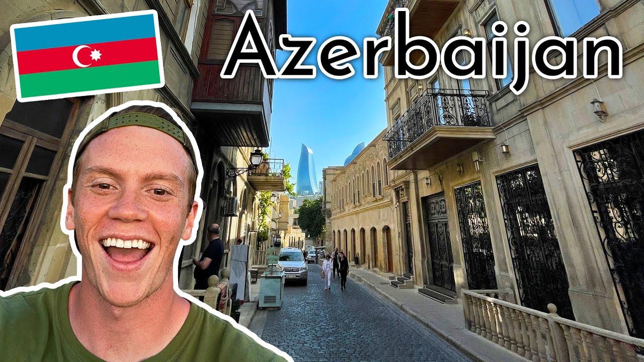 First Impressions of BAKU, AZERBAIJAN! Azerbaijan Travel Vlog
