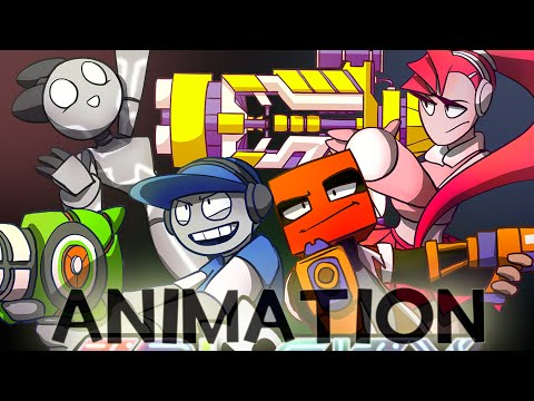 TriCity Animated Series   & Behind the s