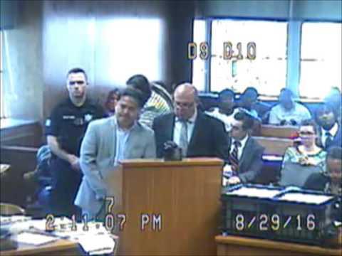 Jail nurse speaks before sentencing in sexual assault of inmate