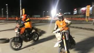 KTM Orange Day || Duke 200 STREET RACING FINAL || KTM ORANGE DAY COIMBATORE