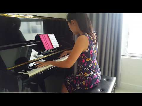 Yiruma - Spring Time - Cover by Linh Tran