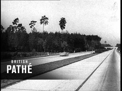 Motor Speed Record (1937)