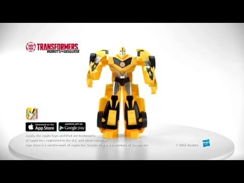Buy transformers robots in disguise super bumblebee figure: action figures amazon. Com ✓ free delivery possible on eligible purchases.