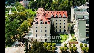 видео Отзывы о лечении в Grand Hotel Donat 4*, Рогашка-Слатина, Словения, 2018 г